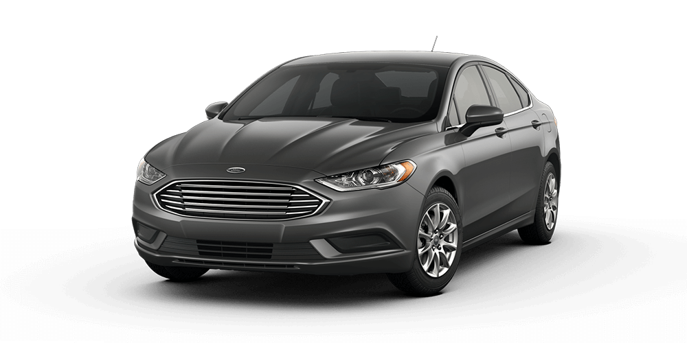 2018 Ford Fusion in Magnetic