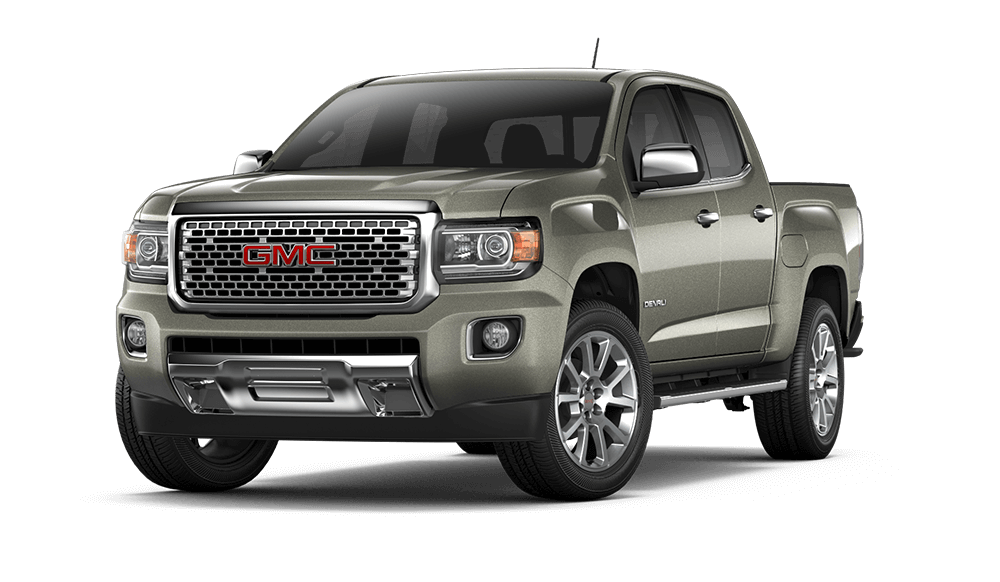 2018 Gmc Canyon Satin Steel Metallic | Go4CarZ.com