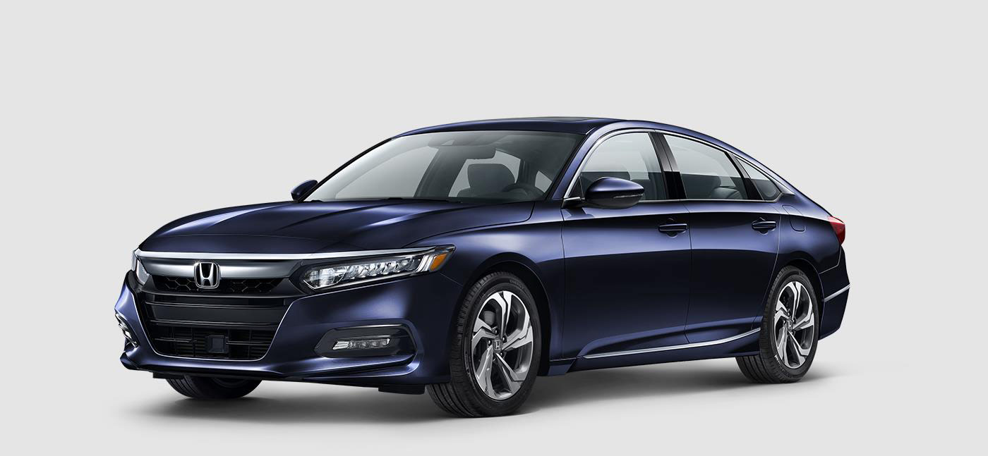 2018 Honda Accord EX L
