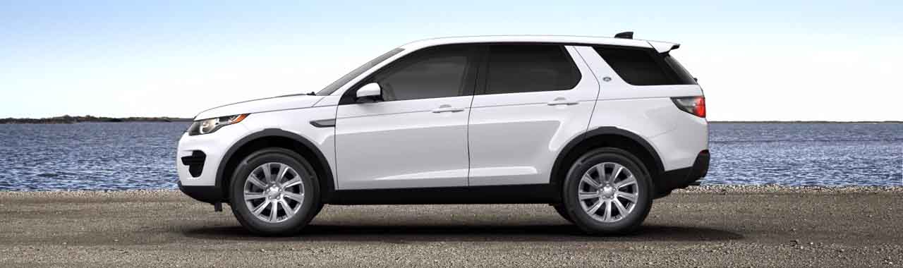 2018 Land Rover Discovery Sport Info Land Rover Princeton