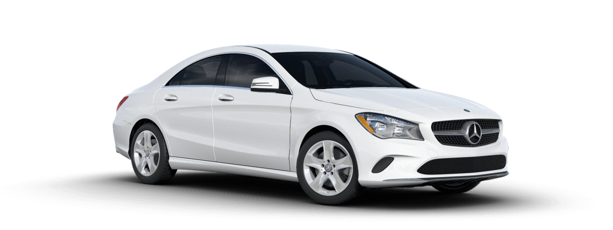 Embrace automotive luxury with the 2018 mercedes benz cla for How much is service c for mercedes benz