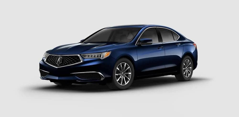 2019 Acura Tlx Midsize Luxury Sedan