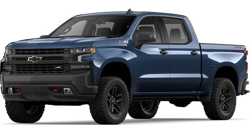 2019 Chevy Silverado 1500 Prices Trims Details Half Ton Pickup