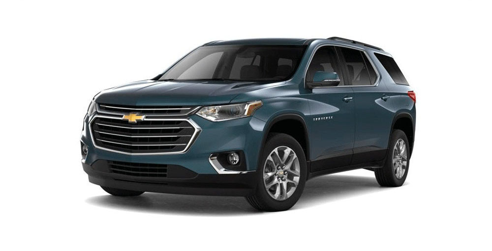 2019 Chevrolet Traverse | Serra Chevrolet Buick GMC of ...