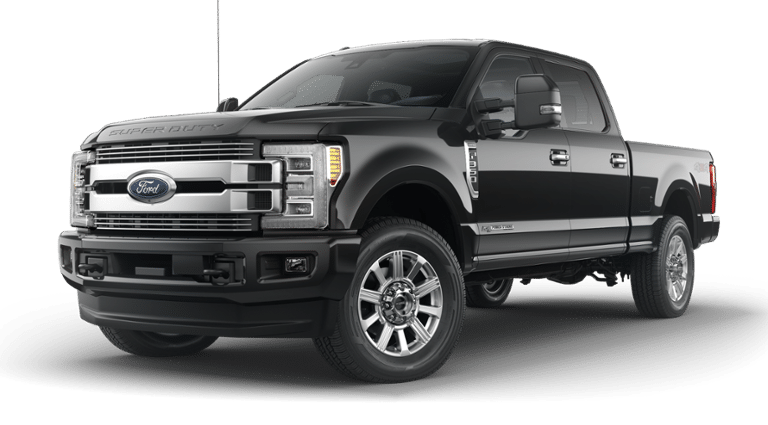 F-350 Limited