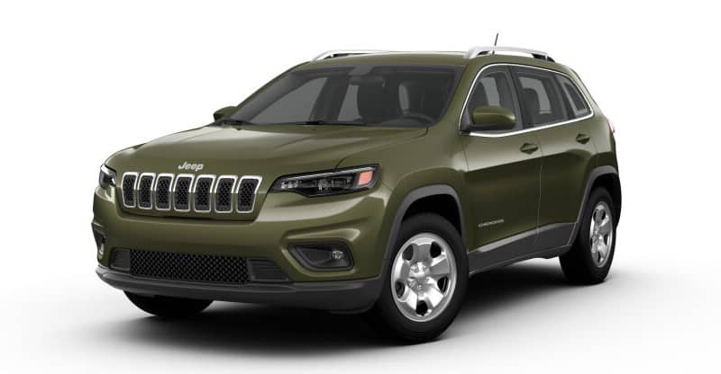 New Jeep Cherokee Inventory Jeep Cherokee In Schaumburg Il