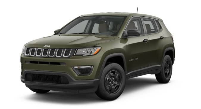 Ray Brandt Dodge >> 2019 Jeep Compass | Ray Brandt Chrysler Dodge Jeep Ram FIAT