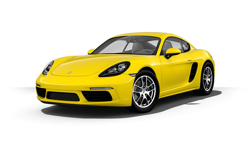 Racing Yellow