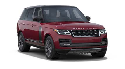 2019 Range Rover Dynamic Trim