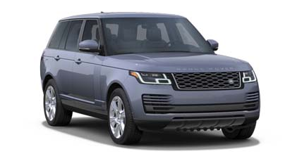 2019 Range Rover Supercharged Trim