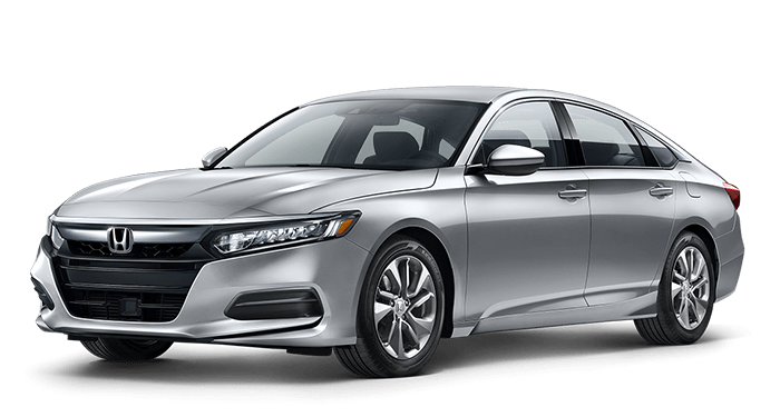 Lunar Silver 2019 Honda Accord