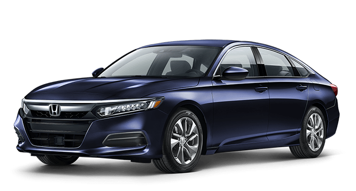 Obsidian Blue 2019 Honda Accord