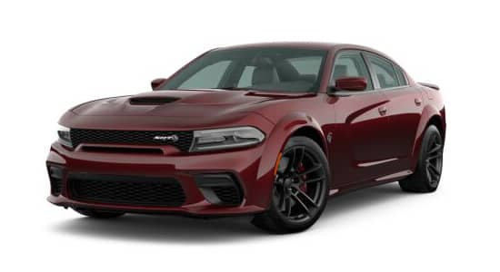 SRT Hellcat Widebody