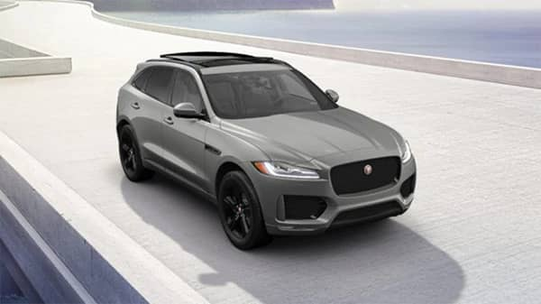 F-PACE Checkered Flag Edition