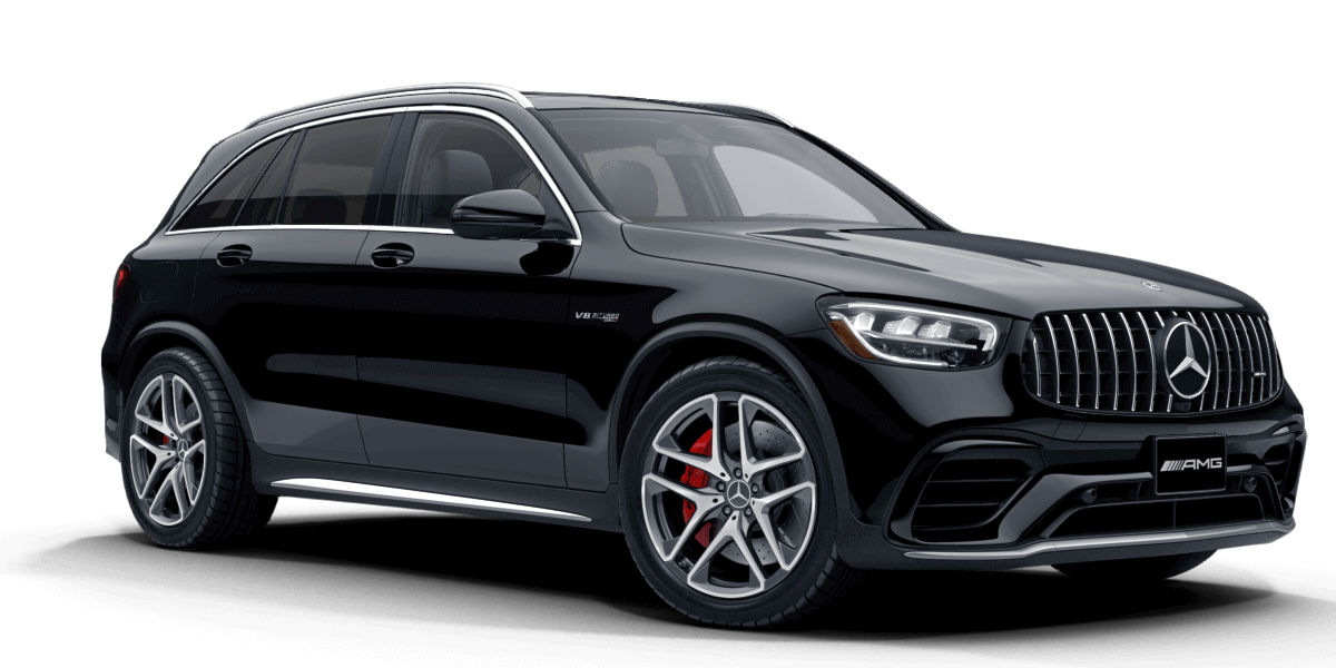 AMG GLC 63 S 4MATIC+ SUV
