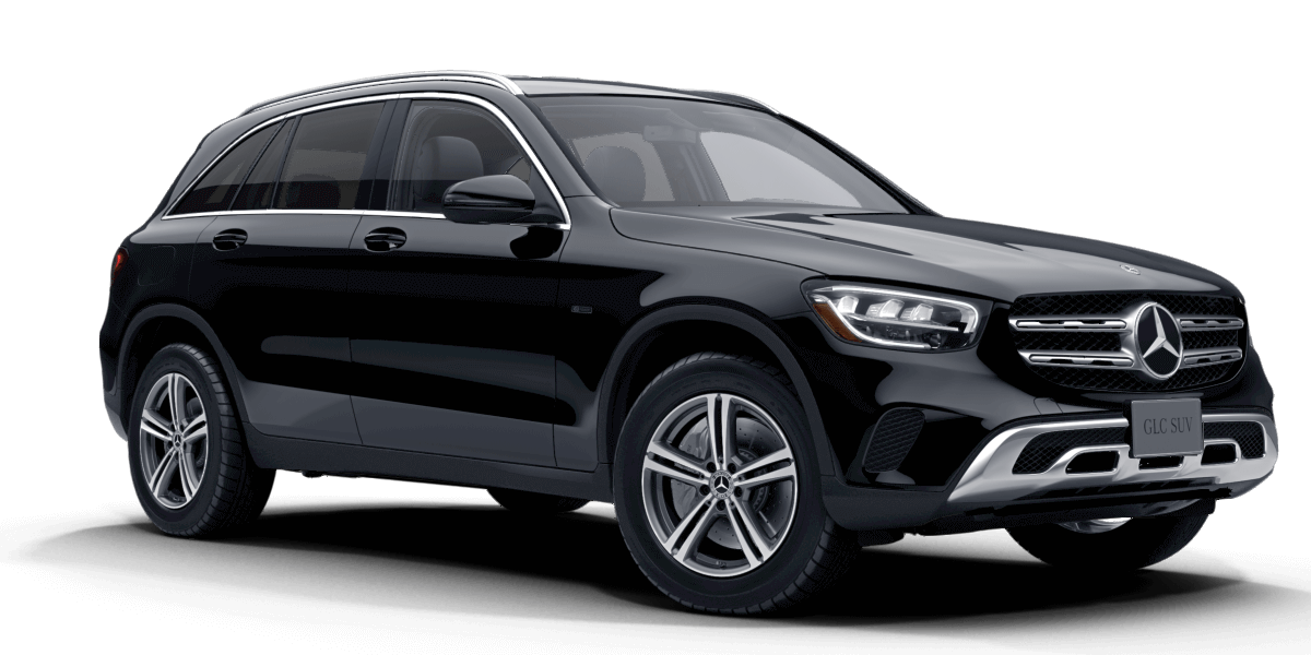 GLC 350e 4MATIC