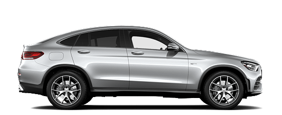 AMG® GLC 43 Coupe