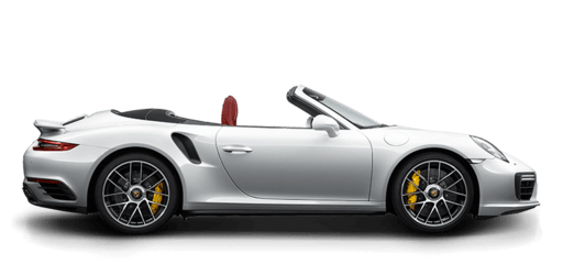 911 Turbo S Cabriolet