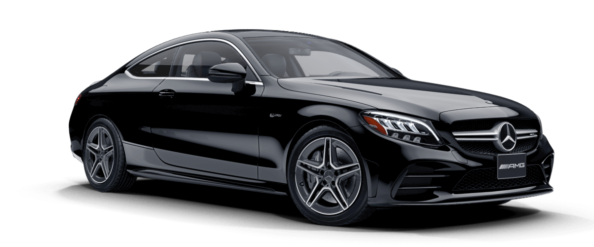 AMG C 43 4MATIC Coupe