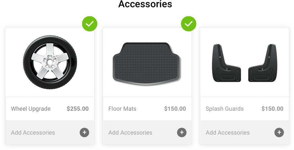Online Shopper Accessories