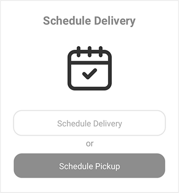 Online Shopper Delivery Options